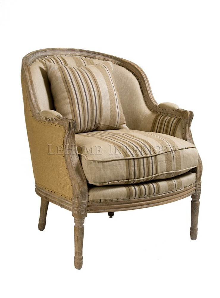 Кресло Belvidere Chair A041 от LeHome Interiors Классический Дерево Эффект древесины
