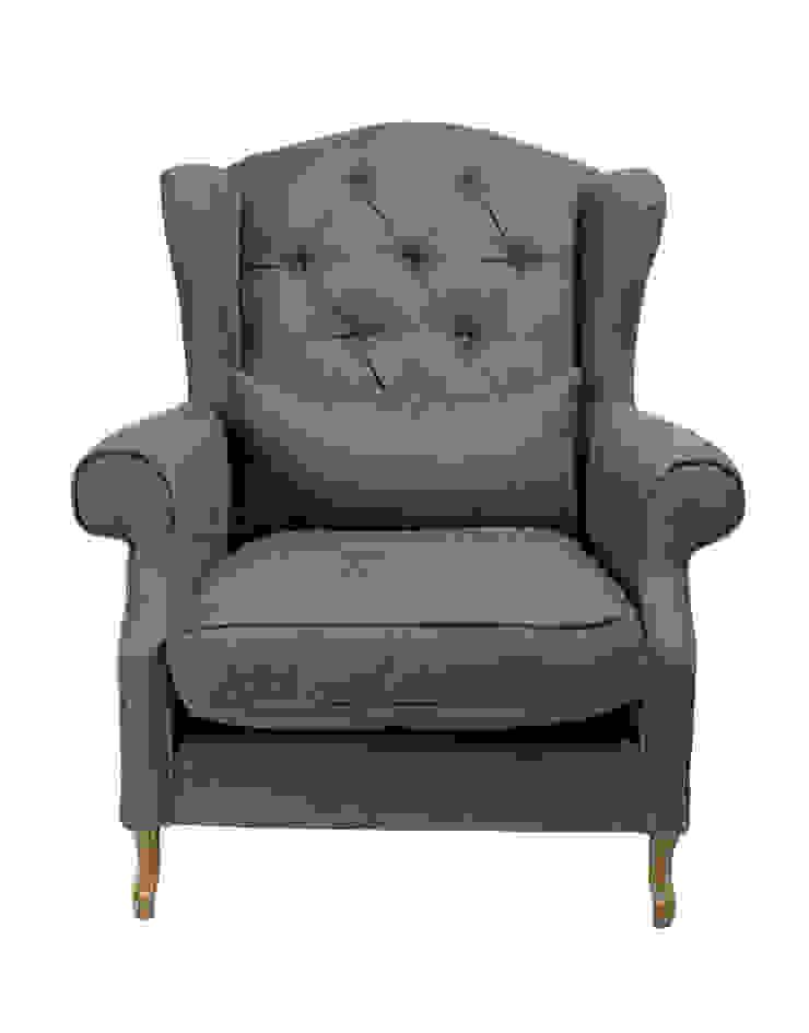 Кресло Bergere Chair A045 от LeHome Interiors Классический Дерево Эффект древесины