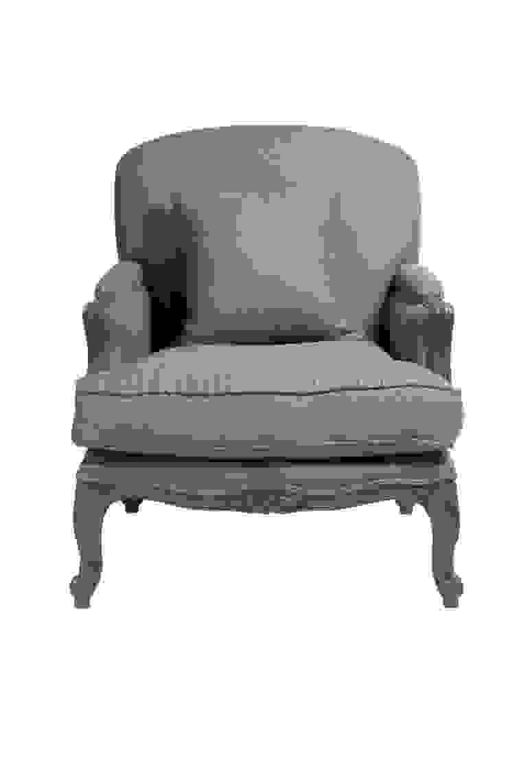 Кресло Bergere Chair A022 от LeHome Interiors Классический Дерево Эффект древесины