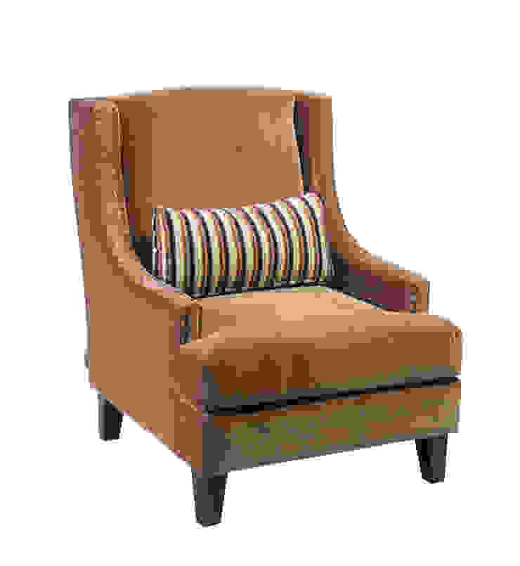 Кресло Brigs Armchair A011 от LeHome Interiors Классический Дерево Эффект древесины