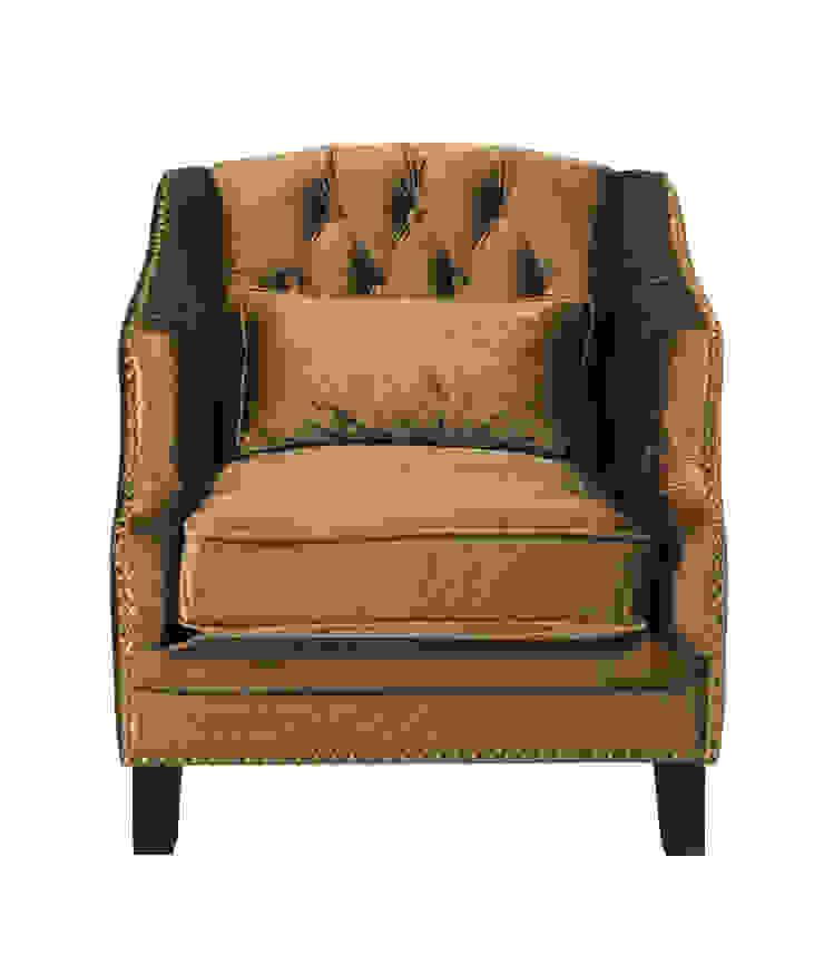 Кесло Castex Armchair A119 от LeHome Interiors Классический Дерево Эффект древесины