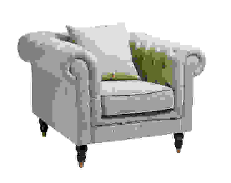 Кресло Chester House Armchair A004 от LeHome Interiors Классический Дерево Эффект древесины