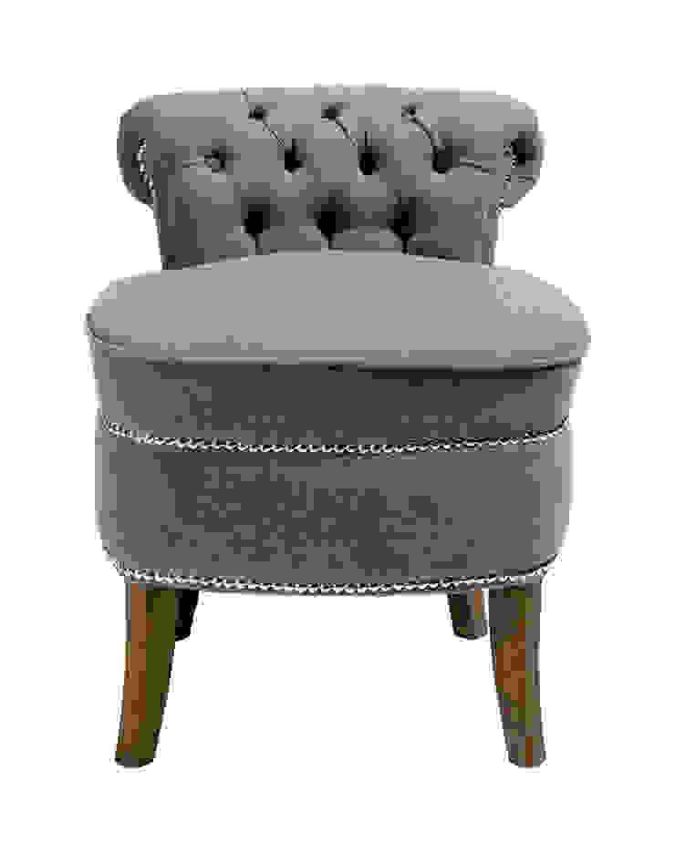 Кресло Harbor Puff Chair A052 от LeHome Interiors Классический Дерево Эффект древесины