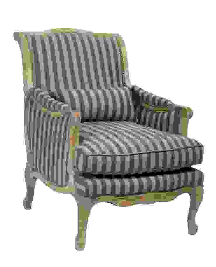 Кресло Madera Armchair A043 от LeHome Interiors Классический Дерево Эффект древесины