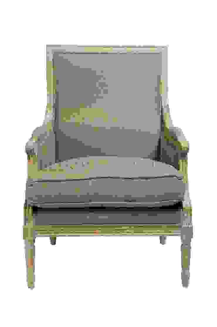 Кресло Maitland Armchair A024 от LeHome Interiors Классический Дерево Эффект древесины