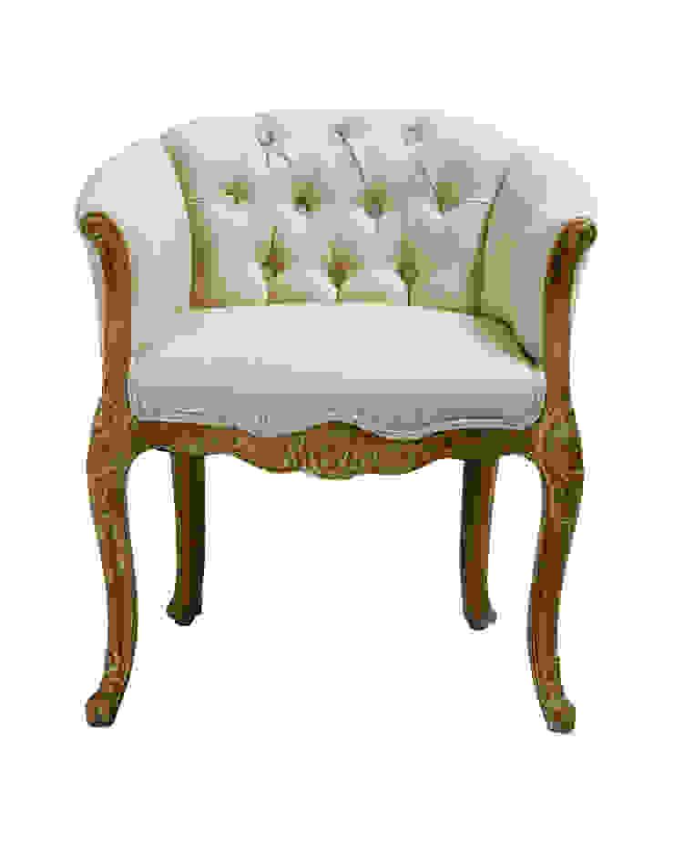 Кресло Mortemart Chair A053 от LeHome Interiors Классический Дерево Эффект древесины