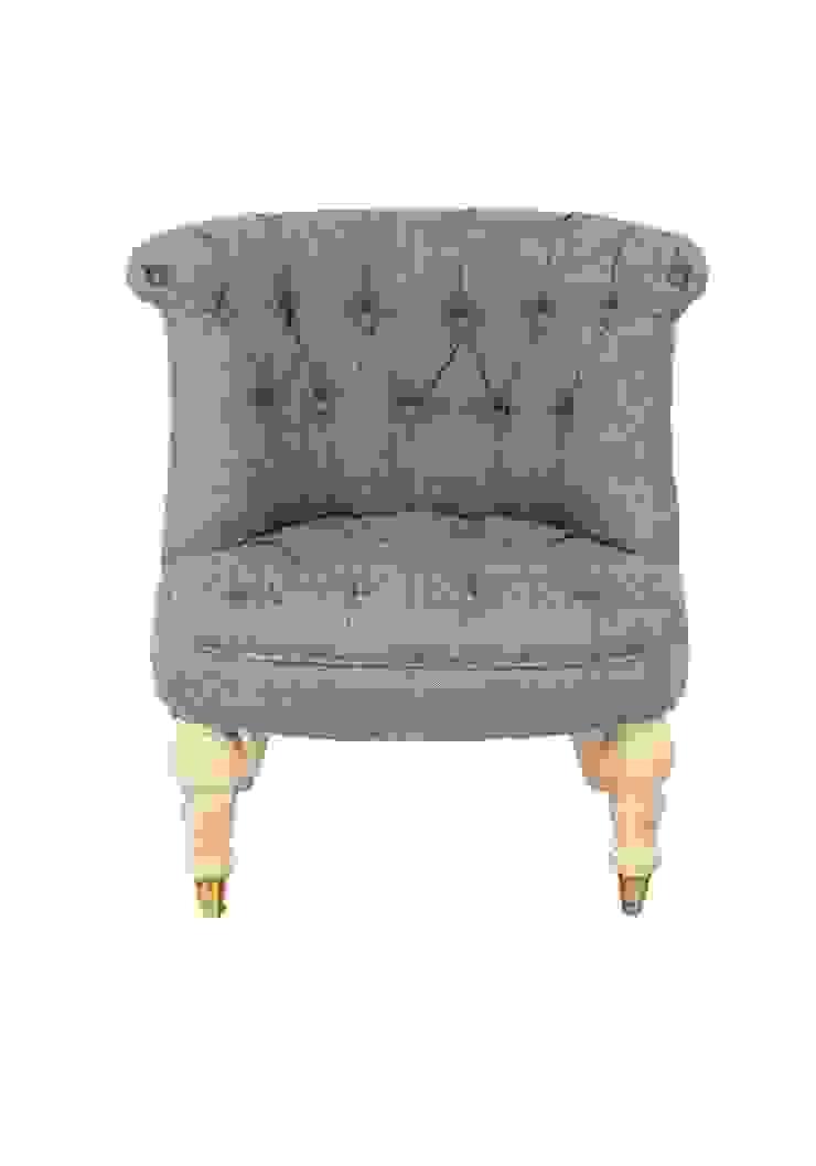 Кресло Puff Chair Brownie A021 от LeHome Interiors Классический Дерево Эффект древесины