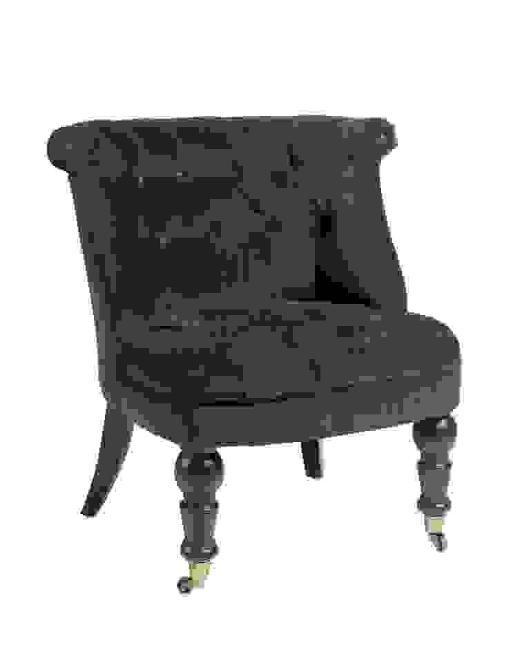 Кресло Puff Chair Chocolate A021 от LeHome Interiors Классический Дерево Эффект древесины