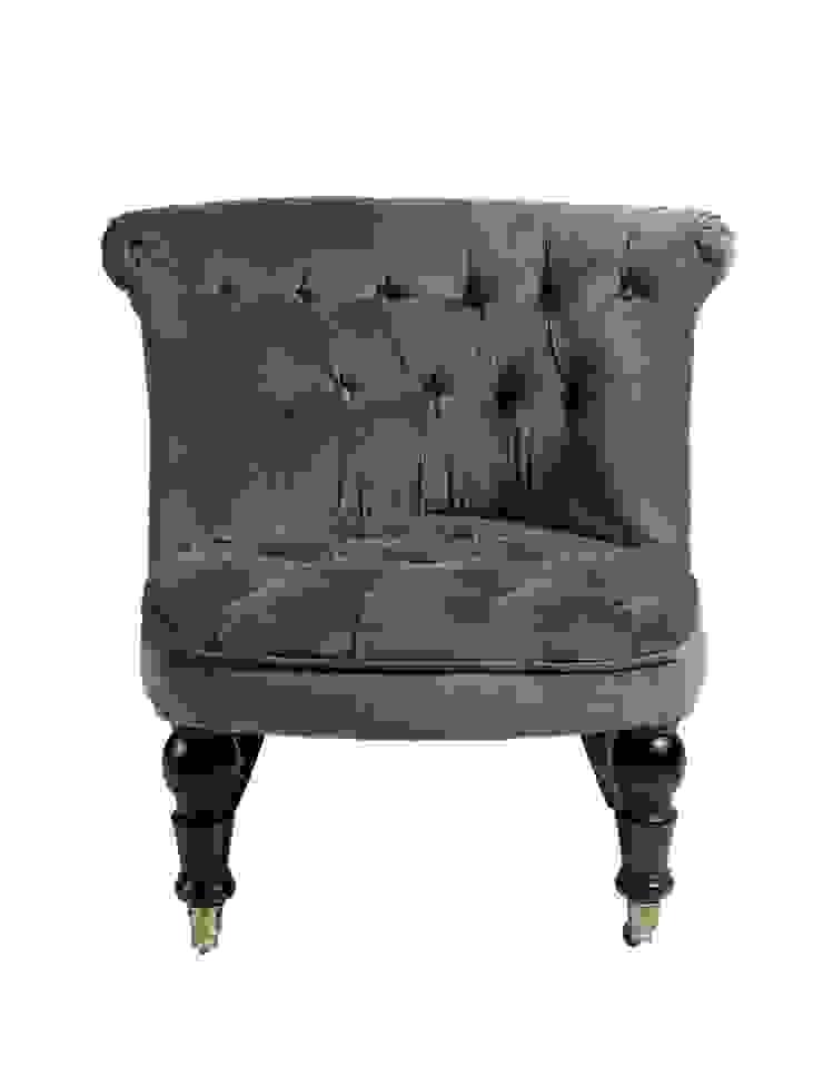 Кресло Puff Chair Coffee A021 от LeHome Interiors Классический Дерево Эффект древесины