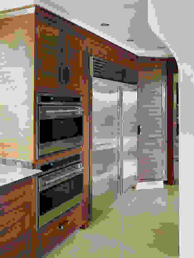 Grosvenor | Luxury American Walnut Kitchen Cocinas de estilo moderno de Davonport Moderno Madera Acabado en madera