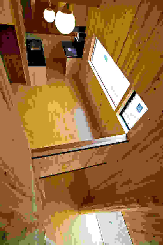 オーストラリア・ハウス オリジナルデザインの ダイニング の 山本想太郎設計アトリエ オリジナル 木 木目調