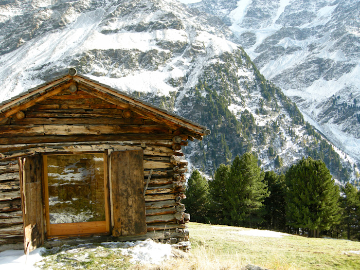 Maisons rurales par Studio Zazzi Rural