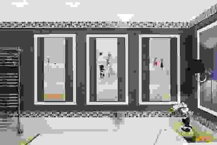 Белая классика Ванная в классическом стиле от Address Классический