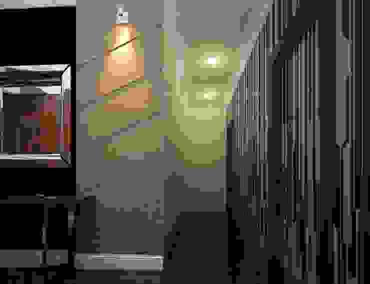 Киев Коридор, прихожая и лестница в эклектичном стиле от Address Эклектичный