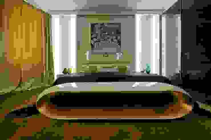 Квартира Спальня в стиле минимализм от Address Минимализм
