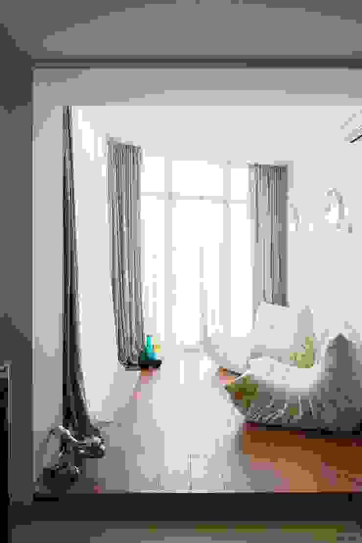 Квартира Балкон и терраса в стиле минимализм от Address Минимализм