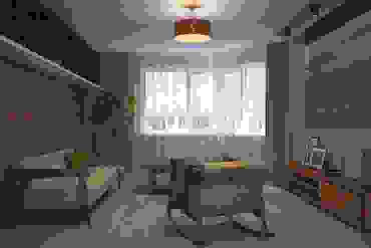 Квартира в экостиле от ООО Ремск