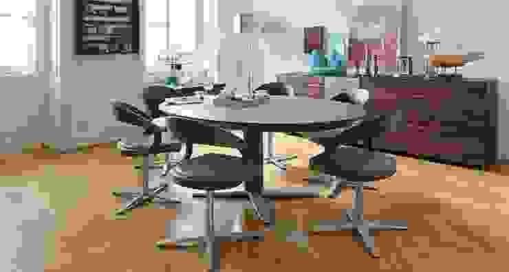 par Design Lounge Hinke Wien Moderne Bois Effet bois