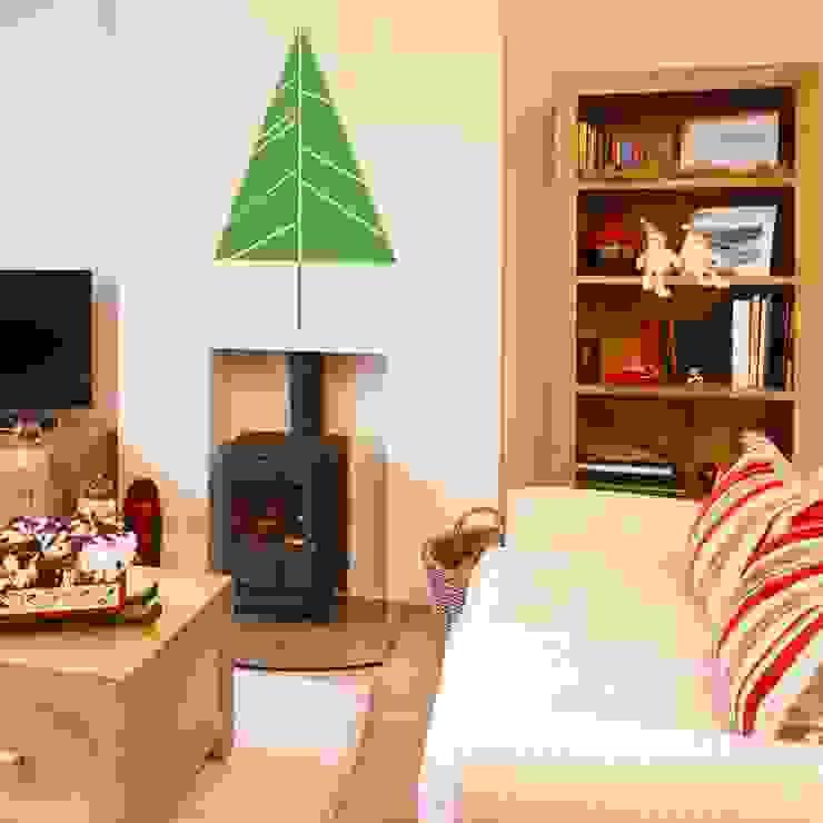 Christmas tree decal decoration wall sticker Vinyl Impression 牆壁與地板牆壁裝飾