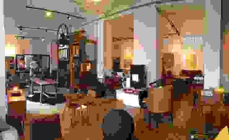 Estudios y oficinas de estilo  por Vintage Stadl