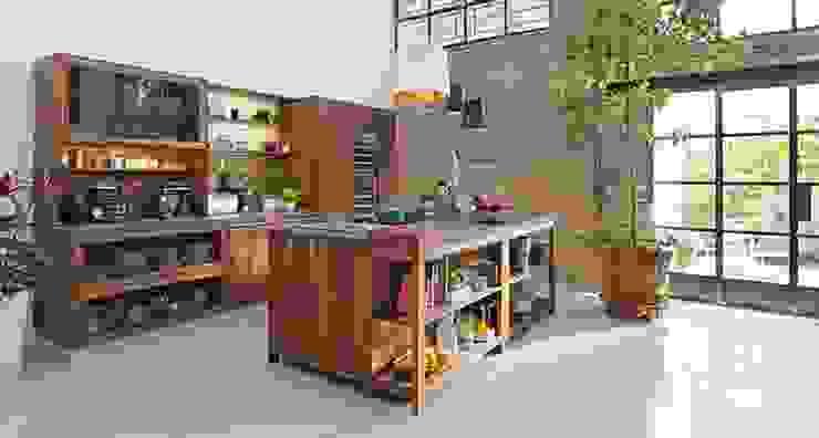 rustic  by Design Lounge Hinke Wien, Rustic Wood Wood effect