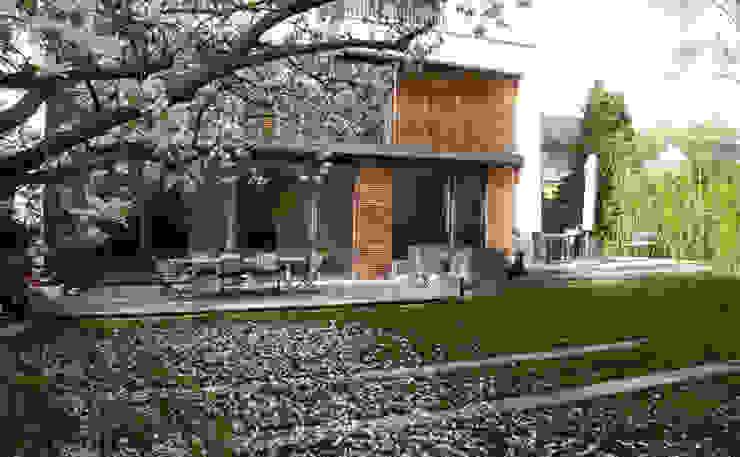 Modern garden by Riesop Landschaftsarchitektur GmbH Modern