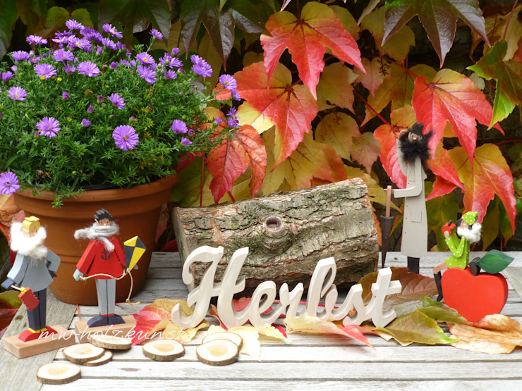 Herbst von mw-holzkunst Ausgefallen