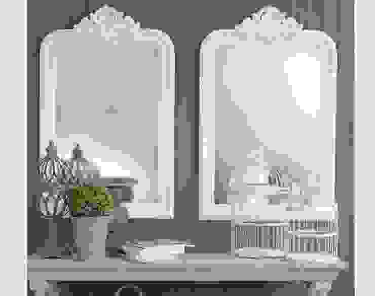 scandinavian  by Mirrors by Ottilie, Scandinavian Wood Wood effect