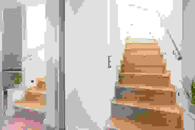 Immofoto-Sylt Couloir, entrée, escaliers ruraux
