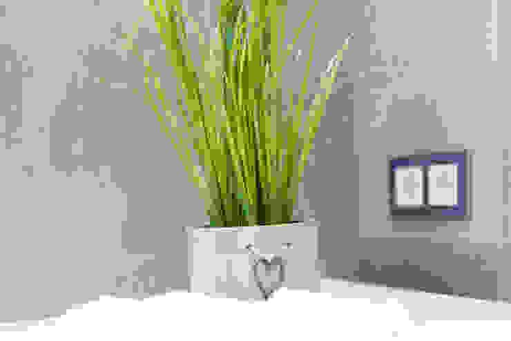 Immofoto-Sylt Salle de bain rurale