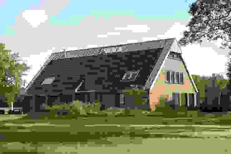 woning Zeegse Landelijke huizen van architektengroep roderveld Landelijk
