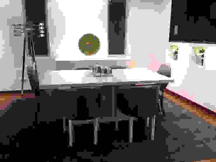 Varandas do Mar Salas de jantar modernas por Ricardo Rodrigues - Rio Designer Moderno