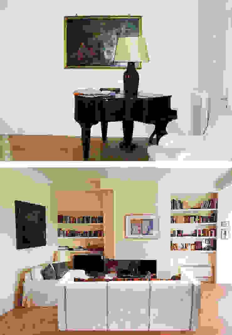Modern living room by STUDIO GUERRI Modern