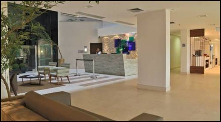 HOTEL HOLIDAY INN – PORTO VELHO por ACP ARQUITETURA