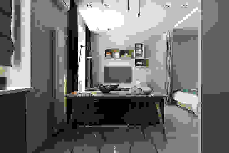 Living room by Solo Design Studio, Scandinavian