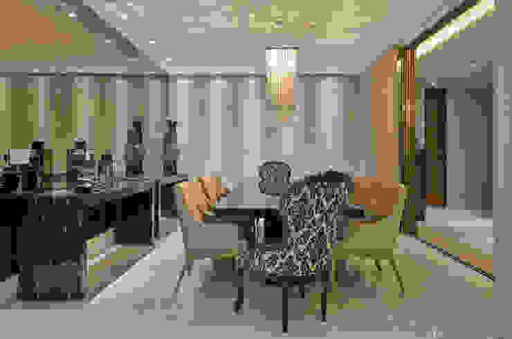 Residência Condomínio Hibisco Salas de jantar clássicas por Estela Netto Arquitetura e Design Clássico