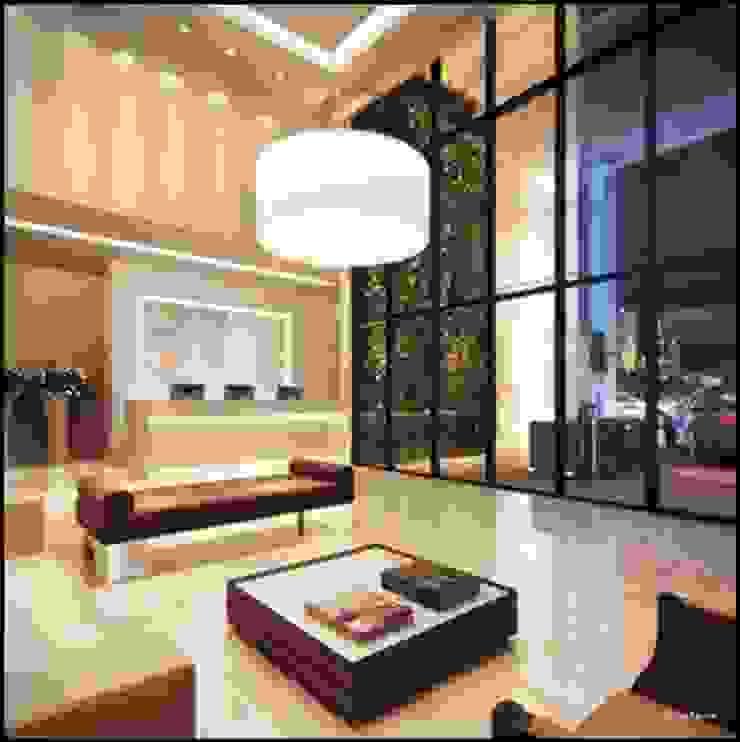 HOTEL INTERCITY - GM URBAN CURITIBA por ACP ARQUITETURA