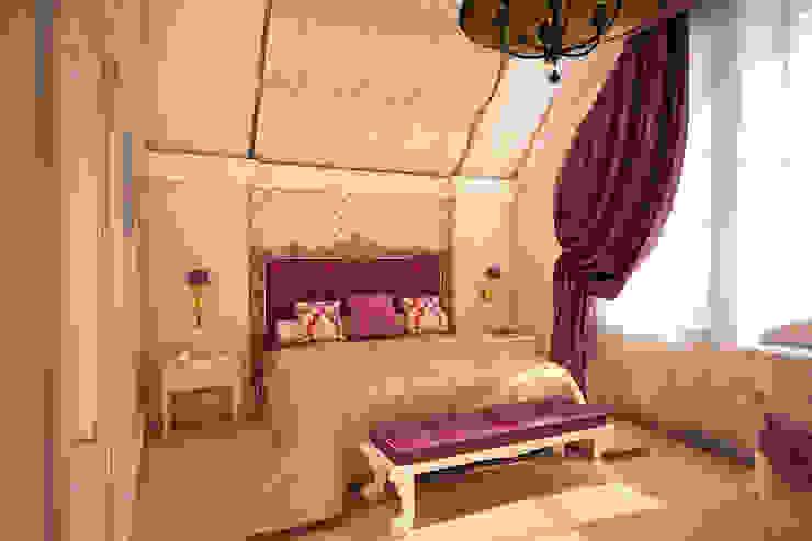 Classic style bedroom by Solo Design Studio Classic