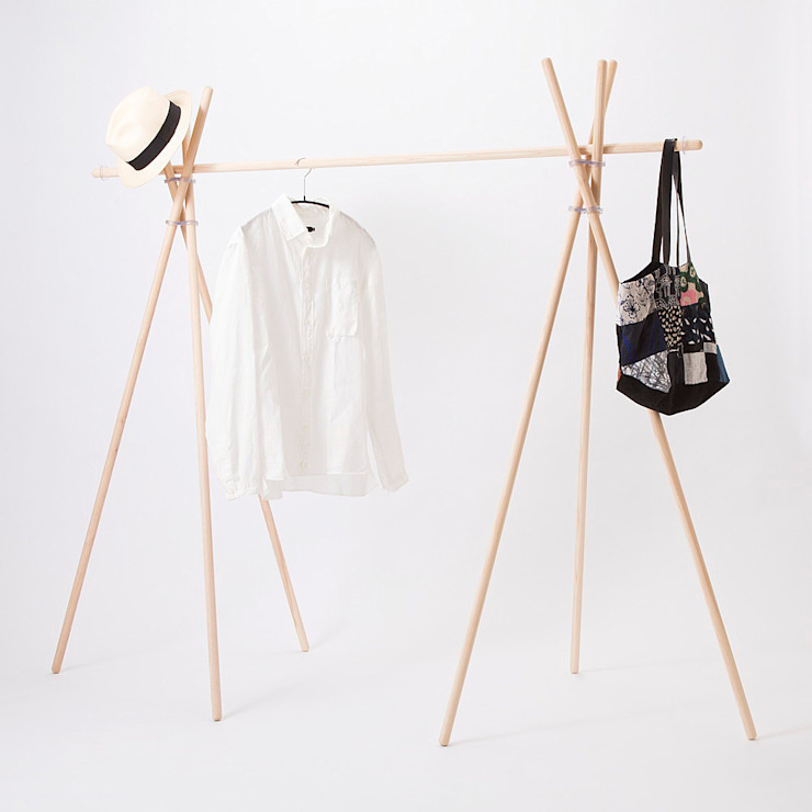 PVCS – Wardrobe: abode Co., Ltd.が手掛けたミニマリストです。,ミニマル