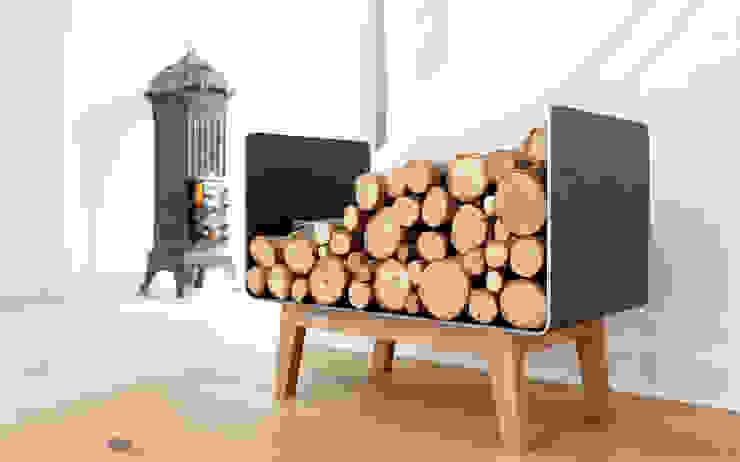 Projekty,   zaprojektowane przez Goldau & Noelle Möbelmanufaktur, Skandynawski