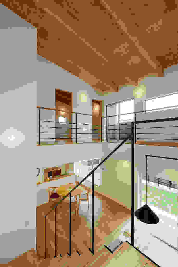末広通の家 モダンスタイルの 玄関&廊下&階段 の 株式会社kotori モダン