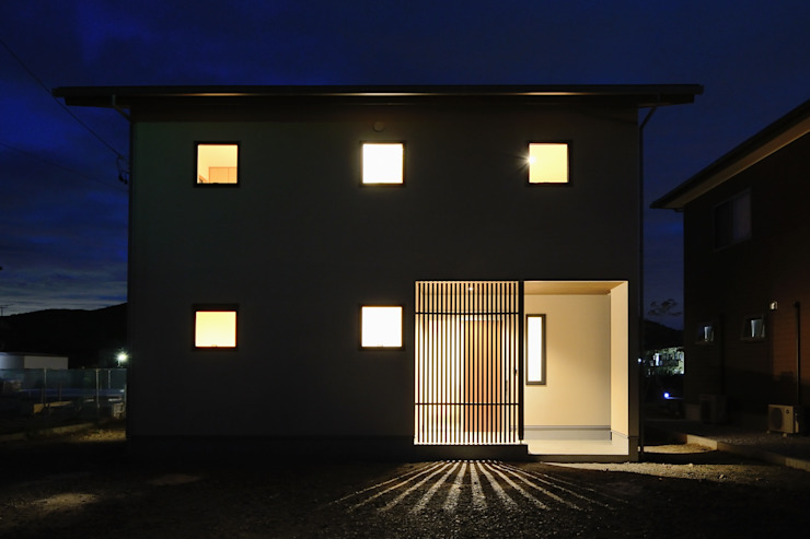 Häuser von 株式会社kotori, Modern