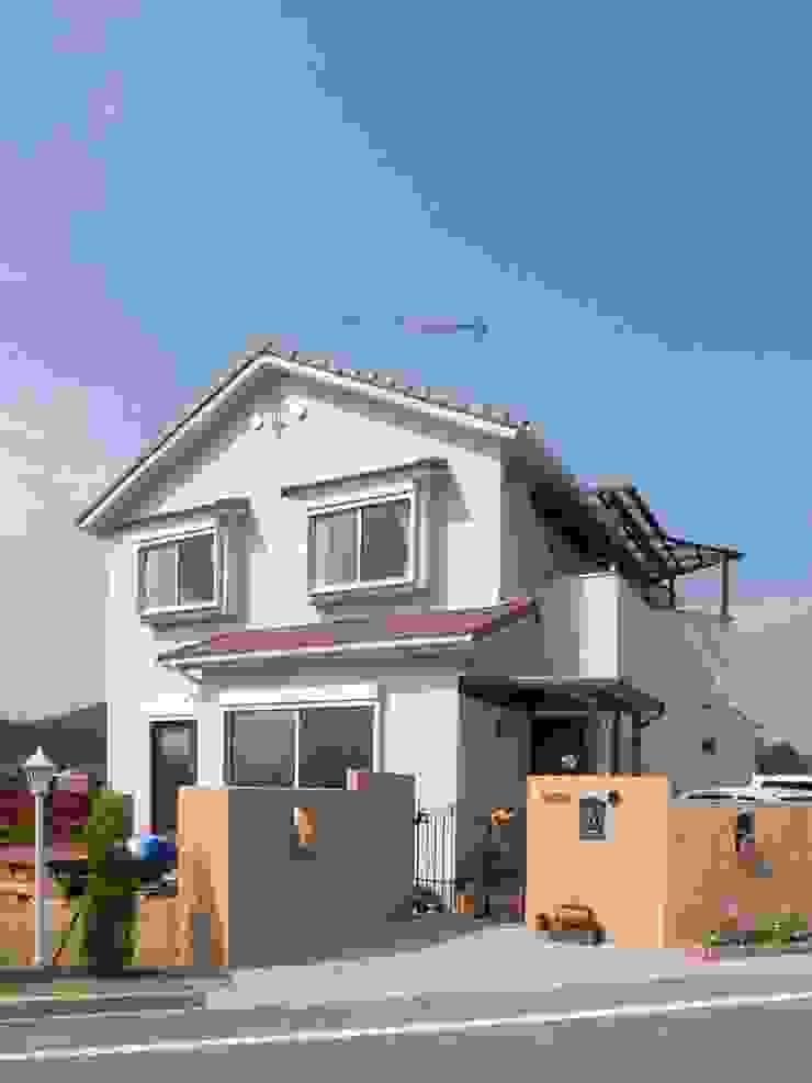 平尾の家 モダンな 家 の 株式会社 atelier waon モダン