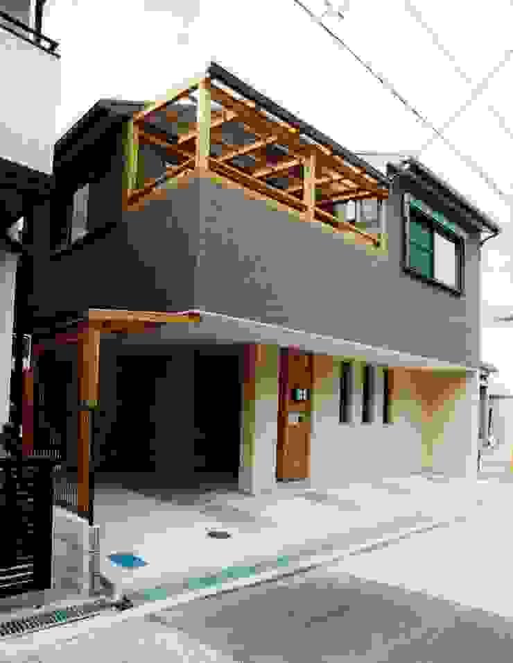 橿原の家 モダンな 家 の 株式会社 atelier waon モダン
