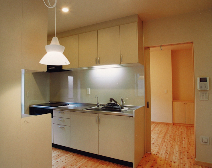 橿原の家 モダンな キッチン の 株式会社 atelier waon モダン