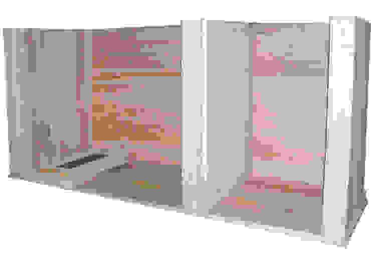 Тумбы и комоды из массива дуба от Столярная мастерская Михаила Дибцева Классический Дерево Эффект древесины