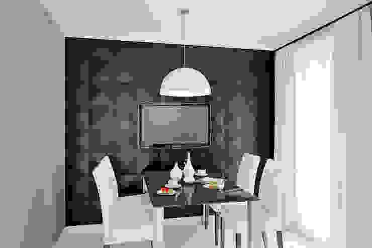 Квартира в Ольшанке Кухня в стиле модерн от Студия интерьера МЕСТО Модерн