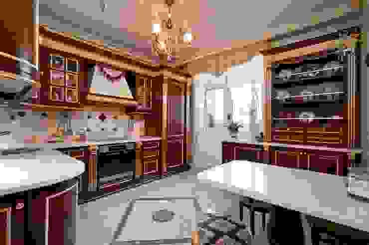 Квартира в классическом стиле от Архитектурное бюро DR House