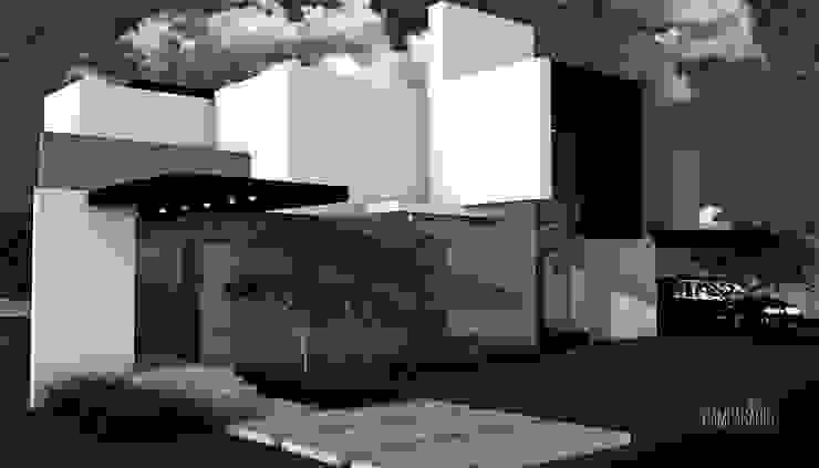 Bosquejo Casa Campanario de Home & House Studio