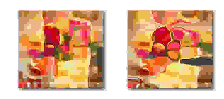 modern  by Créations d'Emilie, Modern Flax/Linen Pink